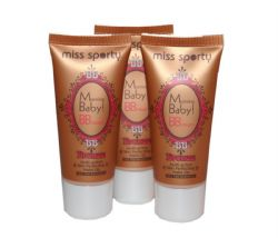 3 x Miss Sporty Morning Baby BB Cream Bronze | 003 Tan Radiance